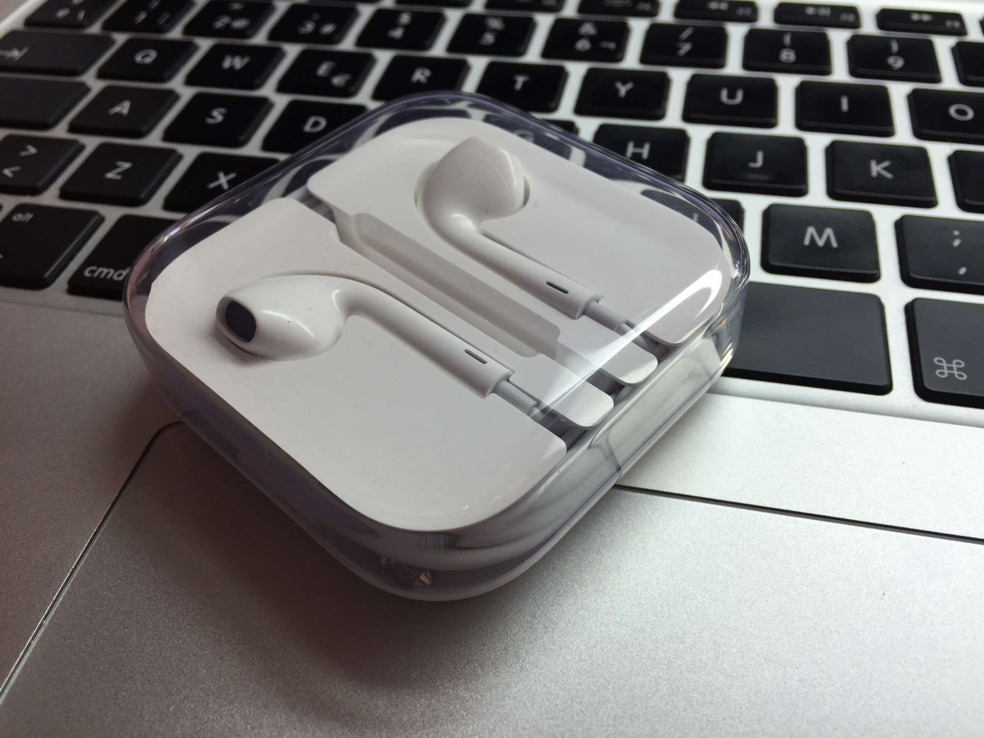 Auriculares EarPods Apple analisis iPhone
