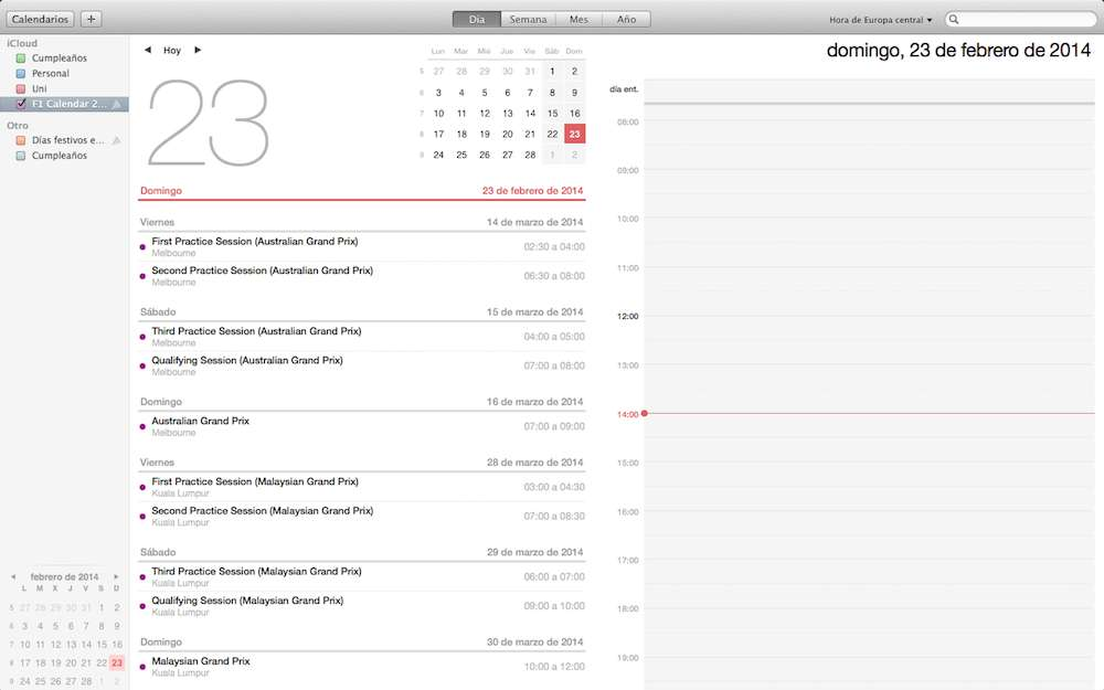 Calendario-F1-iPhone-iPad-Mac-iCal