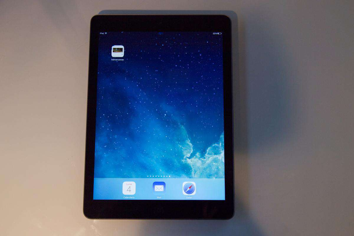 Unboxing Apple iPad Air