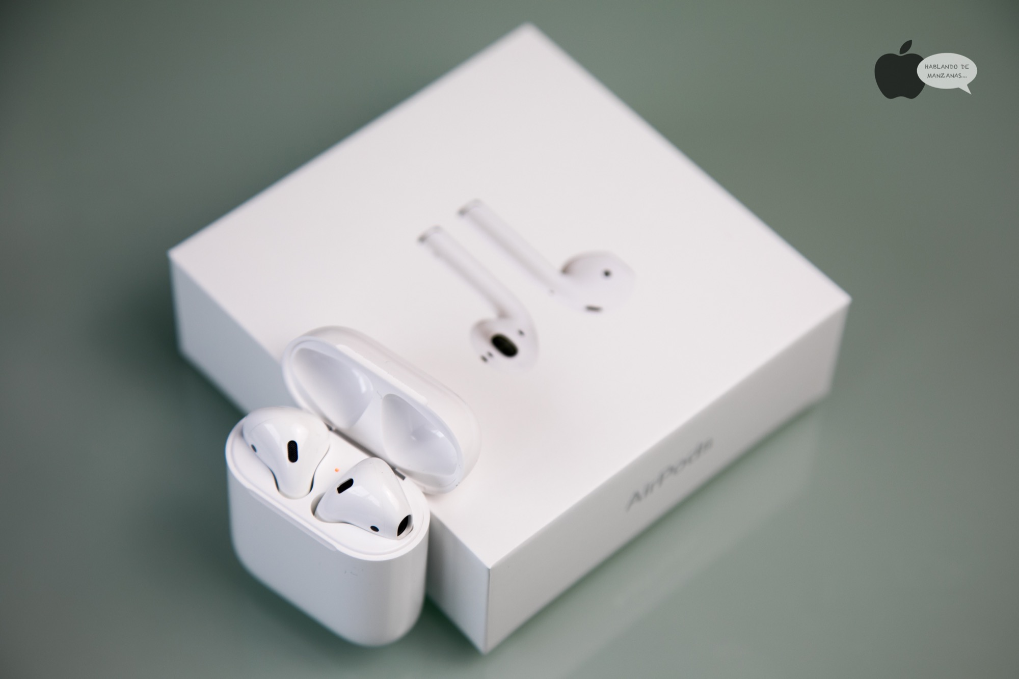 Apple Airpods Auriculares 100 Inal 225 Mbricos An 225 Lisis Y