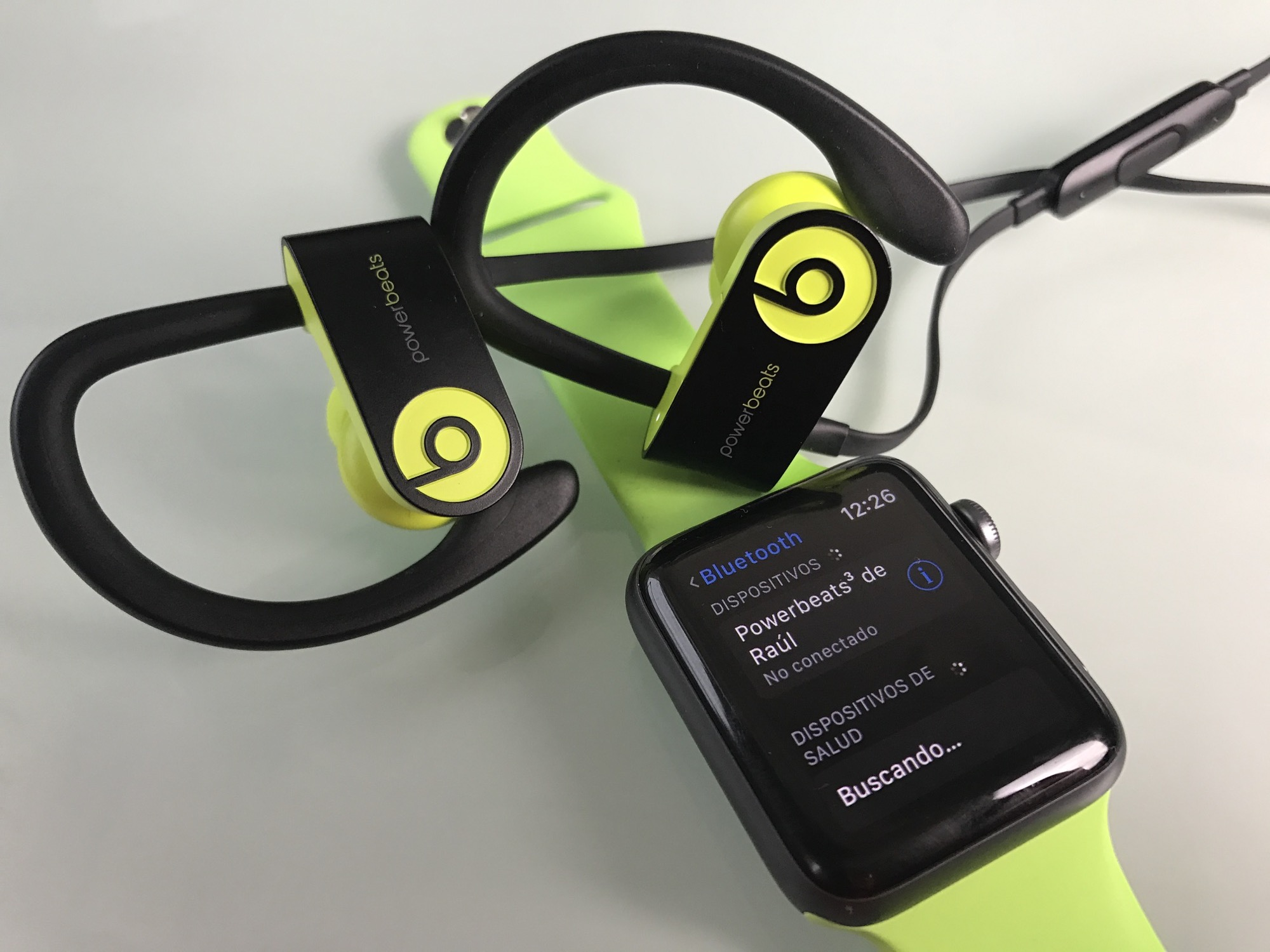 3d9ed814479 Beats Powerbeats 3 Wireless, modelo 2016. Análisis y opinión ...