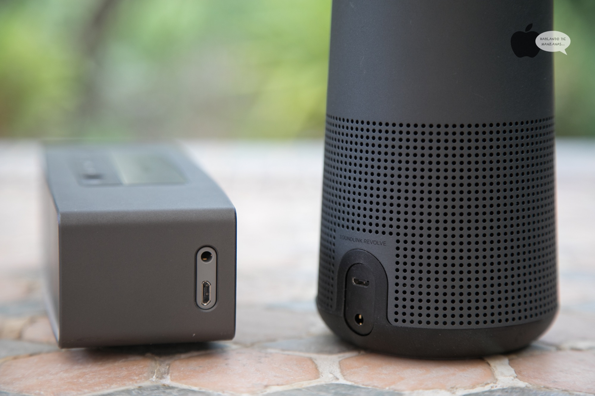 Comparativa Bose Soundlink Revolve Vs Bose Soundlink Mini