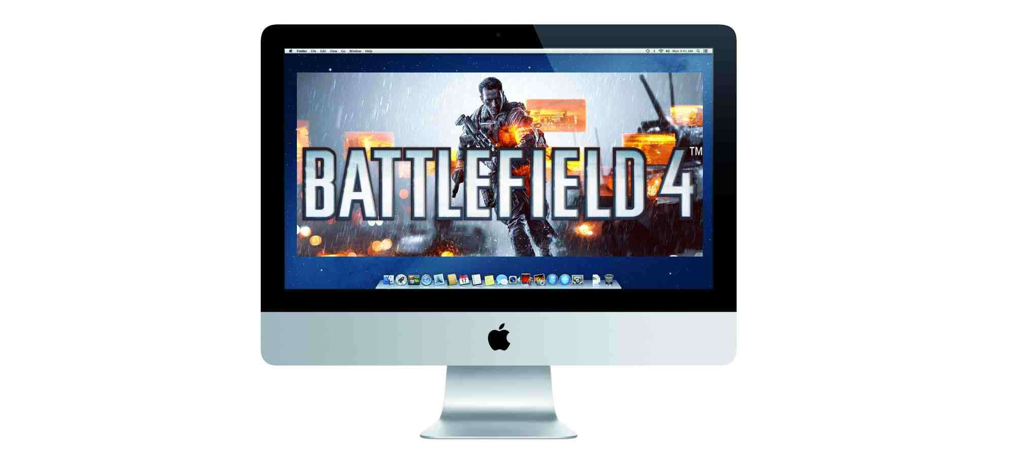 how to get battlefield 4 on mac