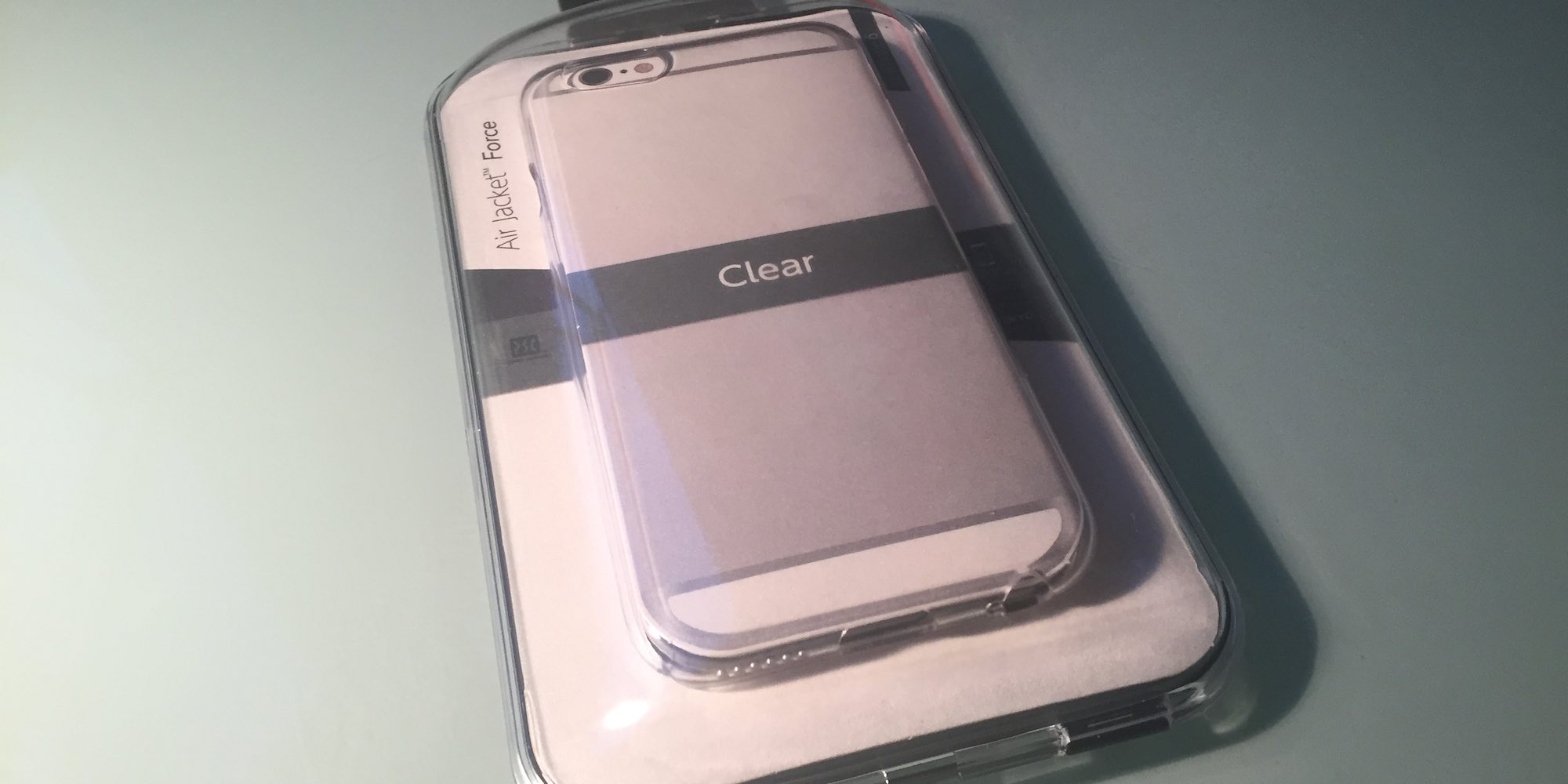 iphone se carcasa transparente