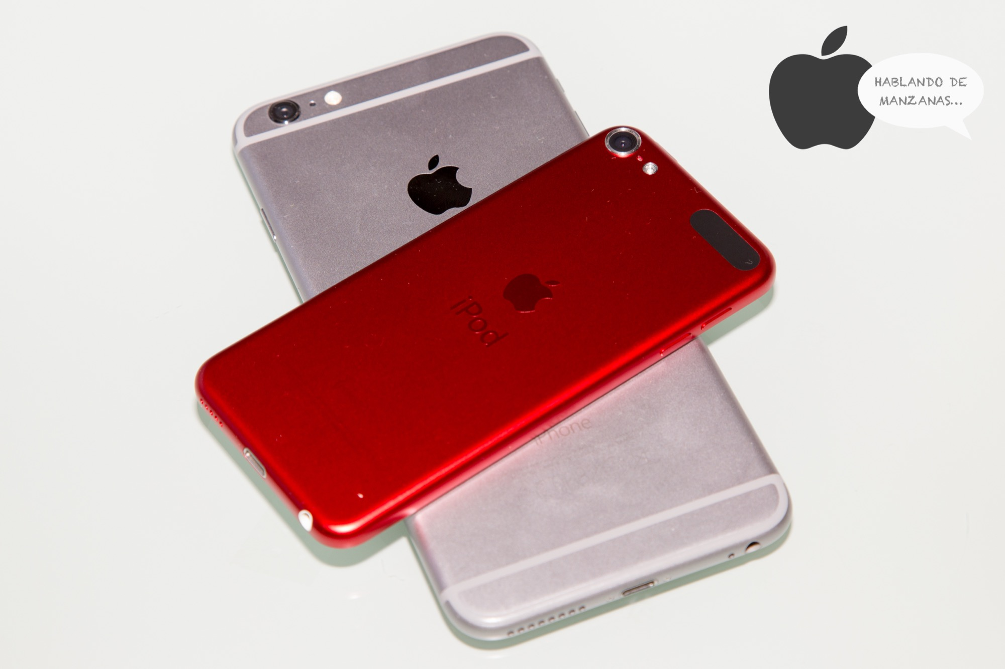 ipod touch 6g 2015 unboxing y an225lisis hablando de