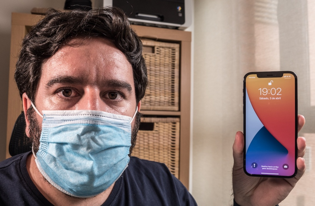 Cómo desbloquear iPhone con mascarilla (con Apple Watch en iOS 14.5)